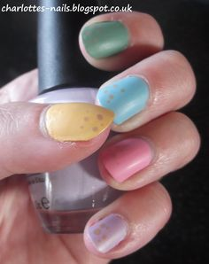 April Showers Bring May Flowers Challenge - Spring Pastels