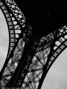 Base of Eiffel Tower Framed Prints, Canvas Prints, Image Photography, Wood Print, Black And White Photography, Paris France, Fine Art America, Tower, Wall Art