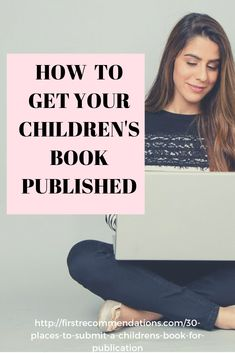 30 Places To Submit A Children's Book For Publication - First Recommendations Writing Words, Kids Writing, Writing A Book, Writing Tips, Ya Books, Books To Read, Books For Teens, Teen Books, Writing Websites