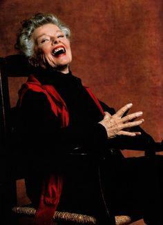 Katharine Hepburn (May 12, 1907 ~ June 29, 2003)