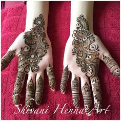 Henna with style and passion !! ------------------------------------------ For the booking questions, please email us at ✉️shivanihennaart@gmail.com info@shivanihennaart.com ------------------------------------------ You can also fill out the inquiry form on our website www.shivanihennaart.com ------------------------------------------- #henna #brampton #Mehndi #bride #bridalhenna #wedding #weddings #hennadesign #hennaart #shivanihennaart #brampton #to #hennalove #bridalhenna…