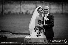 Purssey Wedding 07/12/13 #wedding #suit #suiting #groom #fashion #stylish #modern #lightweight #fitted #black #loungesuit #weddingdress