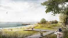 Consolidated Urbanism by Labor4plus Wins Lake Zwenkau Planning Competition
