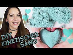 Kinetischen Sand selber herstellen - DiY - YouTube
