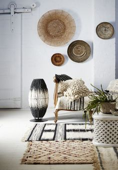 Display Culture --- Klaylife x Jacqui Moore - handmade chandeliers and lighting // South Africa/ Australia - availablle online // Photography - Armelle Habib // as featured on Studio Home