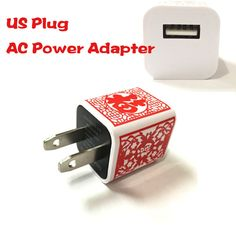 Aliexpress Com Buy Cs0118 Usa Plug Usb Travel Charger Chinese Style Picture Wall Charger Power Adapter For Mob Usb Travel Charger Wall Charger Travel Charger