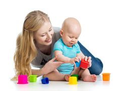 Joint attention in toddlers