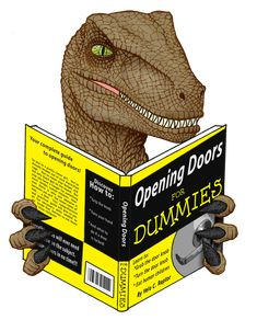 Opening Doors For Dummies by JMKohrs.deviantart.com on @deviantART