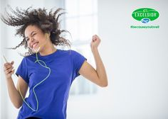 Because you love to sing along to your favourite song. #becauseyouloveit