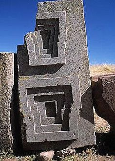 Puma Punku...the laser-cut precision is astounding!!!. Built by Aymara Indians, estimated to be 14,000 years old. The structure is made of Diorite (one of the hardest stone on Earth), the only other stone that can cut it is Diamond!