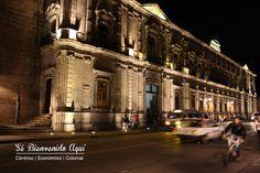 #Morelia, la Antigua Valladolid, joya de la arquitectura colonial que desborda en cada rincón historia, leyendas,tradiciones, colores y sabores únicos en nuestro país.  #SéBienvenidoAquí