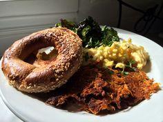 Sunday Your Mouth, Bagel, I Foods, Allrecipes, Sunday, Watch, Blog, Clock, Wrist Watches