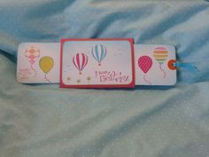 Stampin' it up with Belinda: Double Slider Cards
