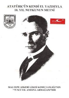 Atatürk'ün Kendi El Yazısıyla 10. Yıl Nutku