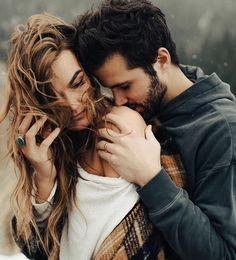 shoulder kisses