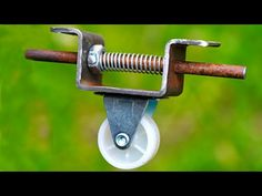 MAKE A USEFUL SHOCK ABSORBER IN HOME - YouTube