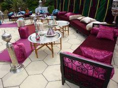 Caf salon de th on pinterest salons wabi sabi and paris - Salon du mariage oriental lyon ...