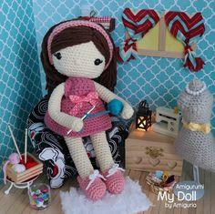 Ravelry: Amiguria's My Amigurumi Doll ☆