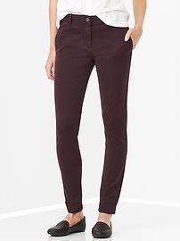 Super skinny khakis