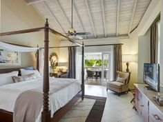 Luxury Poolside Room at #Colony Club, #Barbados