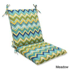 Pillow Perfect Outdoor Tamarama Squared Corners Chair Cushion