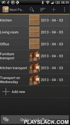 NestPack - Cutting And Packing  Android App - playslack.com , NestPack - solution for nesting, cutting (number of sheets optimization) and packing problems.This app is created to solve all optimization problems related with nesting, cutting and packing. It's dedicated to the furniture industry, but also can be used with success in other industries like for e.g. logistics.It's a portable app that helps you to solve all your problems related with cutting, nesting and packing wherever…