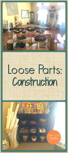 This week I was reviewing The Art of Loose Parts Master Workshop and  had to share some of the amazing loose parts.  Get all the details on my blog @ www,fairydustteaching.com!