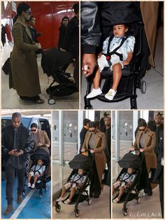 They've hit three countries in eight days and on Thursday it was finally time for Kim Kardashian and her family to head home. The 34-year-old arrived at Charles de Gaulle airport in Paris with husband Kanye West and 22-month-old daughter North to catch a flight back to the US. Despite the balmy spring temperatures in Paris, Kim wrapped up in her favourite full-length coat for the long trip home.