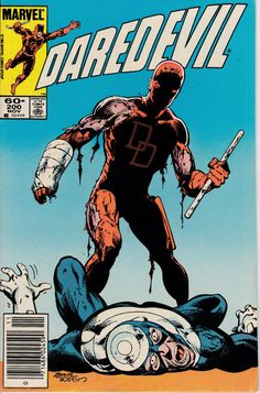 Daredevil 200 November 1983 Issue Marvel Comics by ViewObscura