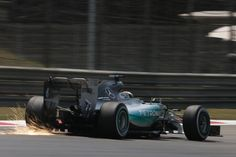 Chinese Grand Prix: Qualifying Results