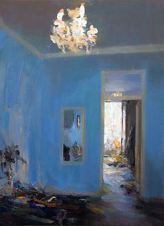 "Saatchi Art Artist Carlos San Millan; Painting, ""Estudio de A. (SOLD)"" #art"