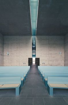 Crematorium Baumschulenweg, by Shultes Frank Architeckten / Berlin, Germany