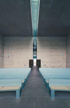 Crematorium Baumschulenweg, by Shultes Frank Architeckten / Berlin, Germany
