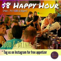 • 24/7 Happy Hour Connection • Restaurant & Bar Specials • Join the Network #HappyHourConnect #HappyHour Spread the word fast with Happy Hour Connect for business. Market & Advertise your specials of...