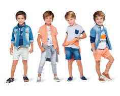 Mayoral Mini Collection Spring Summer 2016