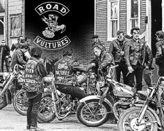 Hells Angels Buffalo | The Road Vultures Motorcycle Club, Buffalo-based, was formed in 1955 ...