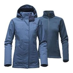8737ce6cf28402 The North Face Women s Kalispell Triclimate Fleece Jacket Triclimate Jacket