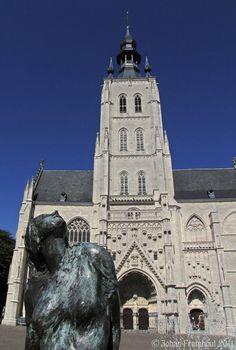 Belgium, Tienen, Our Lady-ten-Poel church