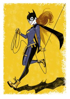 "Batgirl ""New 52"" Redesign  - Florian Pichon"