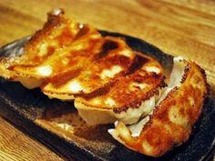 Receta Entrante : Gyoza, empanadillas japonesas por Kadrian