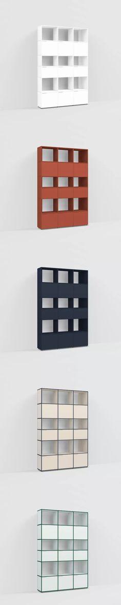 Tylko - Bespoke designer furniture. Discover our custom designs. Your Design, Custom Design, Small Apartment Interior, Home Library Design, Tv Cabinets, Small Apartments, Deco, Shelving, Designer
