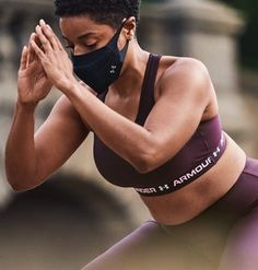 Under Armour | No-Slip Waistband Best Workout Routine, Butt Workout, Workout Challenge, Workout Wear, Diy Best Friend Gifts, Mother Poems, Different Exercises, Workout For Beginners, Physical Fitness