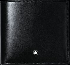 71a8885f70bf7 Leather Wallet without Coin Case Piel De Becerro