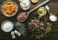 Just as tinctures and teas can promote healthy digestion and relaxation,* herbal self-care rituals encourage whole body wellness and nourish the spirit.