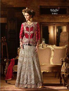 https://flic.kr/s/aHskLf1Kbv | Beautiful Golden Embroidery Bridal Lehenga | Designer embroidered red bridal lehenga-- Designer Embroidered Red Bridal Lehenga Occasion:Wedding wear & Engagement wear Collection:Bridal Wear Color:Red & Golden Fabric: Net & Silk Work:Zardosi Work,Resham Work & Diamand work Season Any Weight 9 K.G.  www.sahibacollection.com/category/lehengacholi