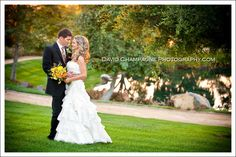 Yellow and Green Wedding // Weddings at The Crosby Club