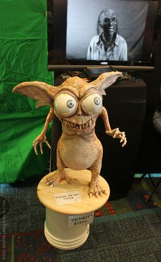 Amazing creations from  Monsterpalooza