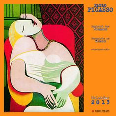 Pablo Picasso Portraits of Women 2013 Wall Calendar: This calendar features a dozen paintings of women by Cubist painter Pablo Picasso ? Cubist Portraits, Cubist Paintings, Picasso Portraits, Picasso The Dream, Pablo Picasso, Dream Art, Vintage Posters, Painting & Drawing, Illustration Art