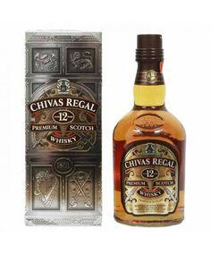 Chivas Regal 12 Years Scotch Whisky 0,7 Liter
