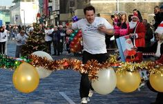 Brighton Christmas Pudding Race 2012